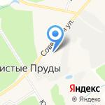 Конноспортивный клуб на карте Кирова