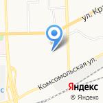 Вершина на карте Кирова