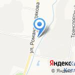 Элит на карте Кирова