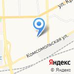 Инвест-Агро на карте Кирова