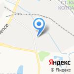 Кировцветмет на карте Кирова