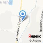 К16-Авто на карте Кирова