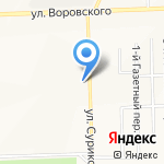 Granat на карте Кирова