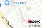 Схема проезда до компании Квартал Талантов в Кирове