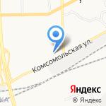 Стройка на карте Кирова