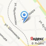 Котельничский Механический Завод на карте Кирова