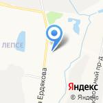 Вятский электромашиностроительный техникум на карте Кирова