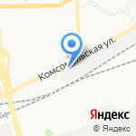 Премьер-Профи на карте Кирова