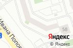 Схема проезда до компании Сердце Вятки в Кирове