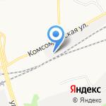 Мебель FM на карте Кирова