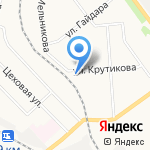 Охрана труда на карте Кирова