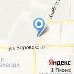 Актом на карте Кирова