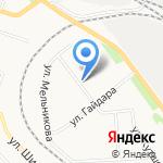 Детская музыкальная школа №2 на карте Кирова