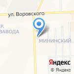 Ву-а-ля на карте Кирова