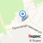 Кировская буровая компания на карте Кирова