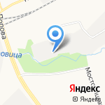 МИКОРТ на карте Кирова