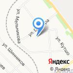 Наша школа на карте Кирова