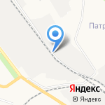 ПРОМПОЛИМЕР на карте Кирова