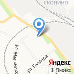 Кировская городская клиническая больница №6 на карте Кирова