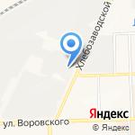 РТИ43 на карте Кирова