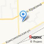 Щит на карте Кирова
