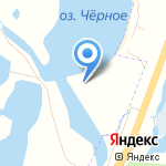 Рыба-Пила на карте Кирова