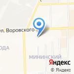 Детский сад №129 на карте Кирова