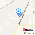 Star Line на карте Кирова