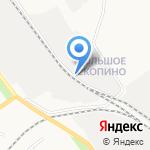 Окна-Град на карте Кирова