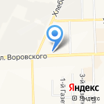 Клиника эстетической стоматологии на карте Кирова