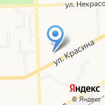 АДЭЛЬ на карте Кирова