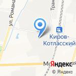Управление ветеринарии Кировской области на карте Кирова