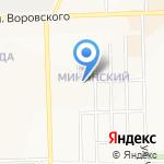 Шоколад на карте Кирова