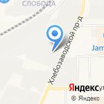 Маяк-опт на карте Кирова
