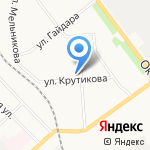 ПЖХ-032 на карте Кирова