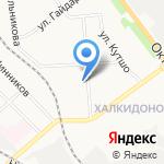 Мастер 43 на карте Кирова