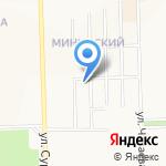 Инвестиционная строительная компания на карте Кирова