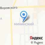 Мясной гурман на карте Кирова