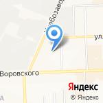 ТехКомсервис на карте Кирова