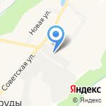 Транспортные масла на карте Кирова