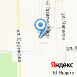 Baby сад на карте Кирова