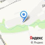 Компания грузоперевозок на карте Кирова