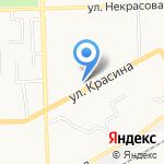 Пельменная №1 на карте Кирова