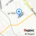 Диана-Р на карте Кирова