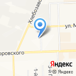 Мелисса на карте Кирова