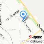 Рената на карте Кирова
