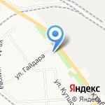 Библиотека №15 на карте Кирова