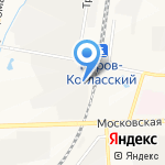 Компания по продаже пломбировочных устройств на карте Кирова