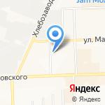 Агата на карте Кирова