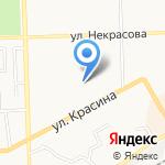 Следственный отдел по Ленинскому району на карте Кирова